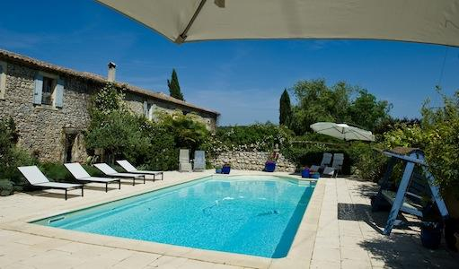Luxury 5 * Provencal Gites  with accessibillity - Image 1 - Uzes - rentals