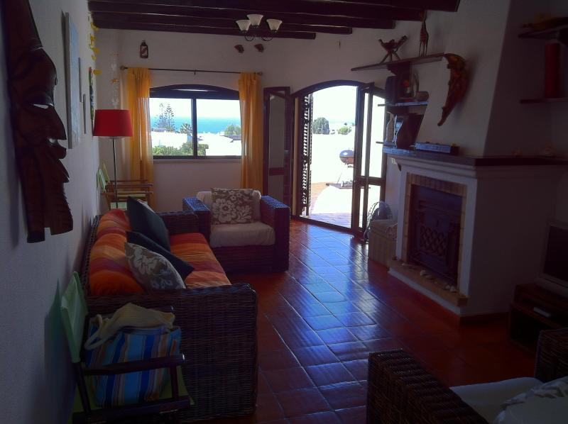 Beautiful sea view, great balcony to chillout and watch the sunset. - Image 1 - Carvoeiro - rentals