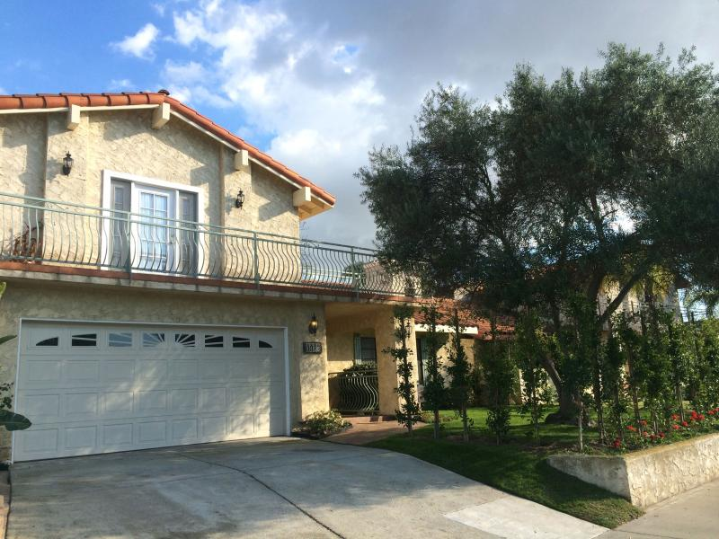 Spanish style two story exterior - Spacious, Beautiful, Peaceful Home - Redondo Beach - rentals