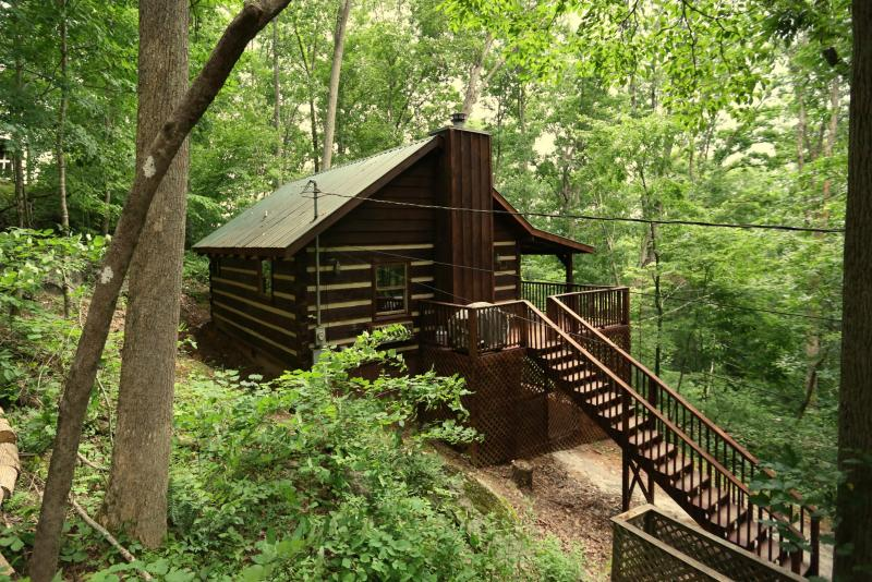 Cabin in the Smokys - Jireh Cabin - Image 1 - Townsend - rentals