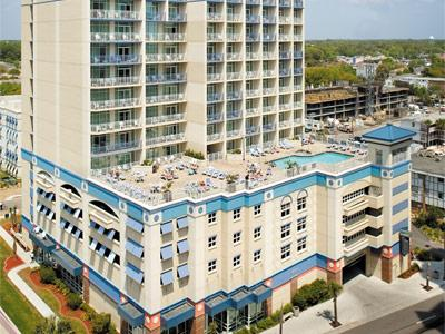 Twenty story Carolina Grande in the heart of Myrtle Beach , South Carolina - Carolina Grande at Beautiful Myrtle Beach , SC - Myrtle Beach - rentals