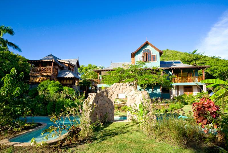 St. Lucia Villa 3 Located On The Peninsula Of Trouya Pointe, St Lucia. - Image 1 - Bois d'Orange - rentals