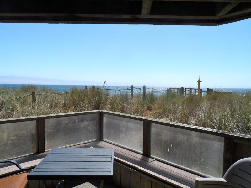View from the deck - Magical Place by the Sea - Watsonville - rentals