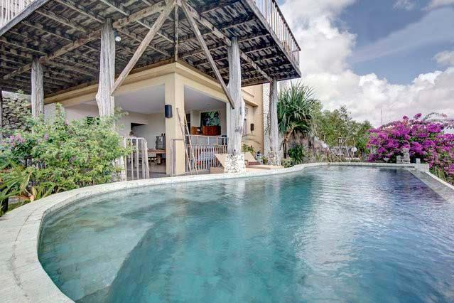 HUGE VILLA WITH THE BEST VIEW IN ALL OF BALI - Image 1 - Ungasan - rentals