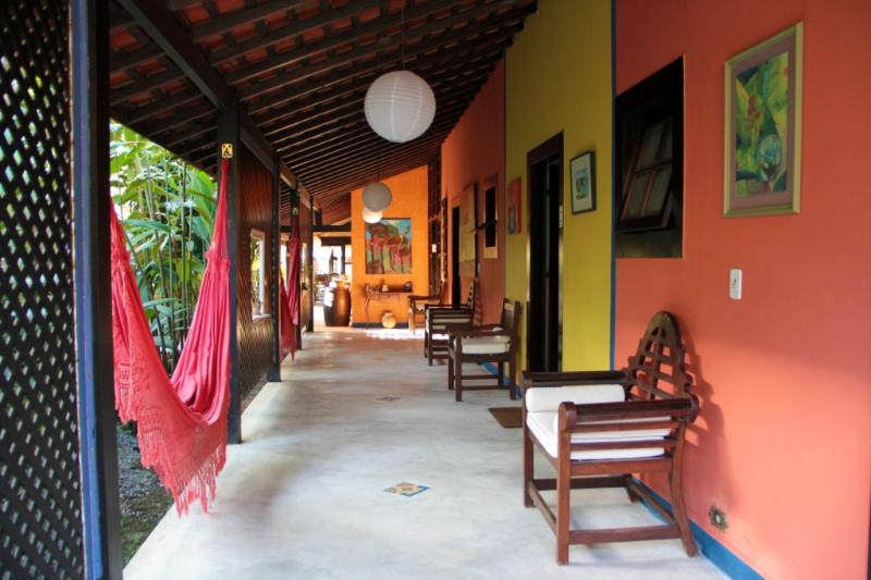 Bucolic Guest House along the River and Forest - Image 1 - Paraty - rentals