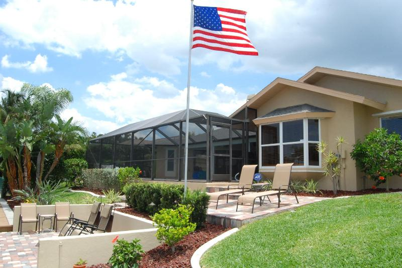 Waterfront House Cozumel - Image 1 - Cape Coral - rentals