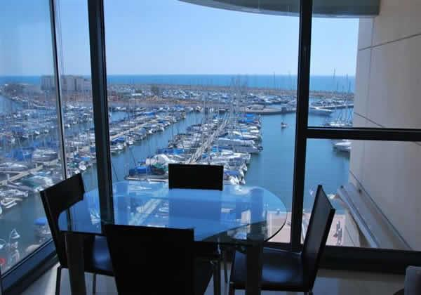 Luxury see view apartment above the Marina  in Hertzlia - Image 1 - Herzlia - rentals