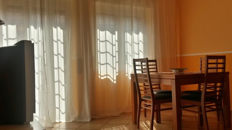 livining room - Nice apartment just minutes from S. Peters - Rome - rentals