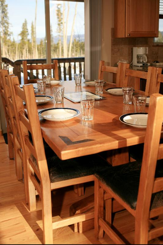 Moose Crossing Cabin: The Vacation Home of your Dreams, located in the woods above downtown Winter Park. - Image 1 - Winter Park - rentals