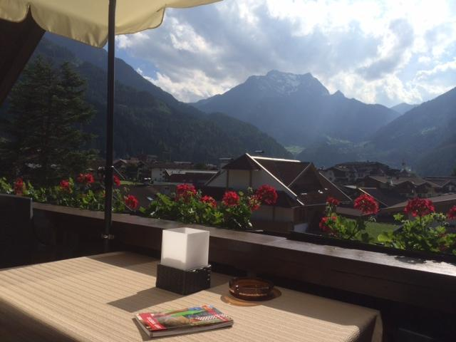 Summer view from your apartment - Luxury, Central Mayrhofen Penthouse Apartment - Mayrhofen - rentals