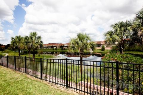 Beatiful back yard lake view - 3081 Encantada - Kissimmee - rentals