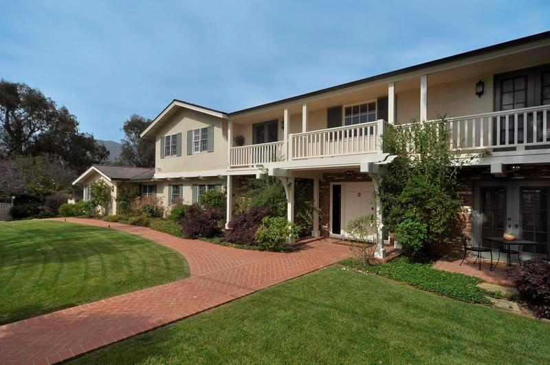 Front of Home - Channel Drive - Santa Barbara - rentals