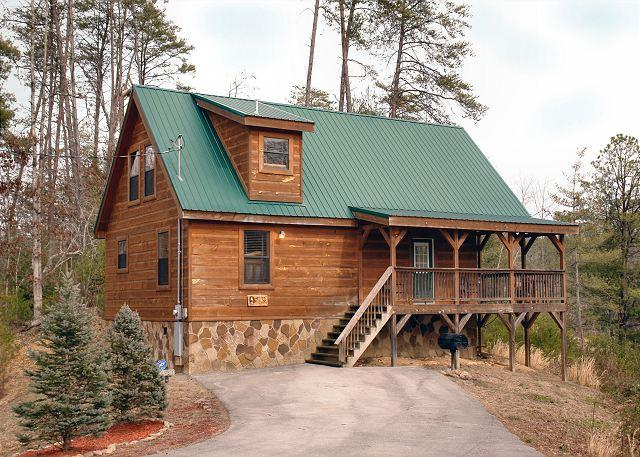 You have arrived! - Cabin in the Birds Creek area EAGLES LOFT 257 - Sevierville - rentals