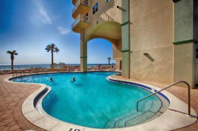 Celadon Beach Resort Gulf View Pools - Celadon Resort-21st Floor-Unit 2105-2BR-2BA - Panama City Beach - rentals