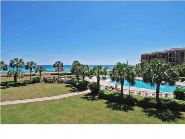 Beautiful Resort Property - Mediterranea-2nd Floor-Unit 202A-2BR-2.5BA - Miramar Beach - rentals