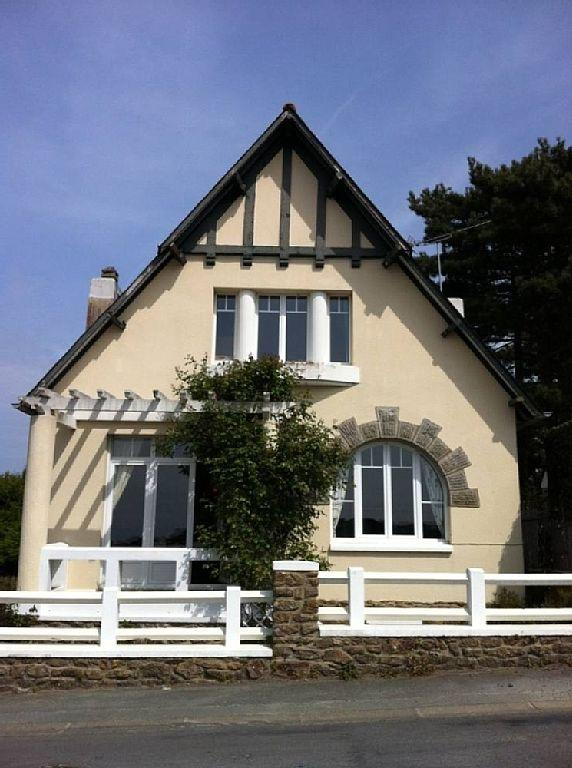 House with garden, completely renovated in 2012, sea view - Image 1 - Saint-Briac-sur-Mer - rentals