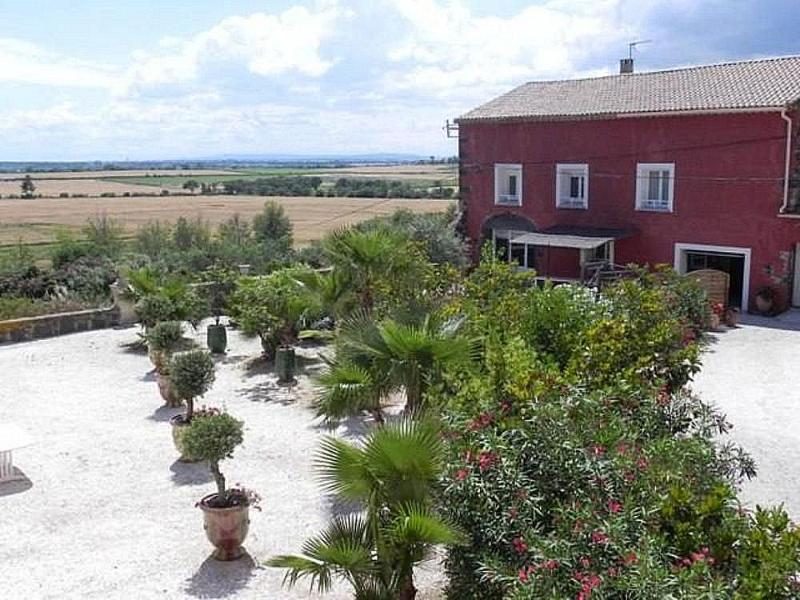 Le Mas - Quaint red brick Provencal farmhouse in the Roque Haute area, with pool and large, tree filled garde - Portiragnes - rentals