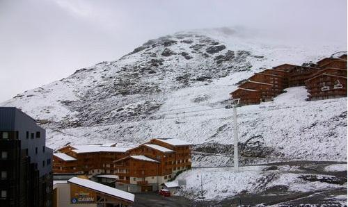 Fully-equipped apartment at the foot of ski trails - Image 1 - Val Thorens - rentals
