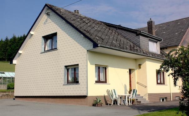 Beautiful apartment for 5 people in the  Ardennes south of East Belgium - BE-1079062-Burg reuland - Image 1 - Burg-Reuland - rentals