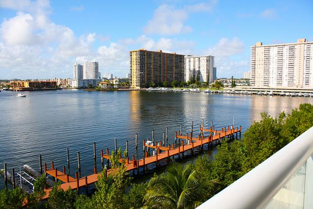 G Bay - Luxury (2BR 2BA), Amazing Waterfront! - Image 1 - Sunny Isles Beach - rentals