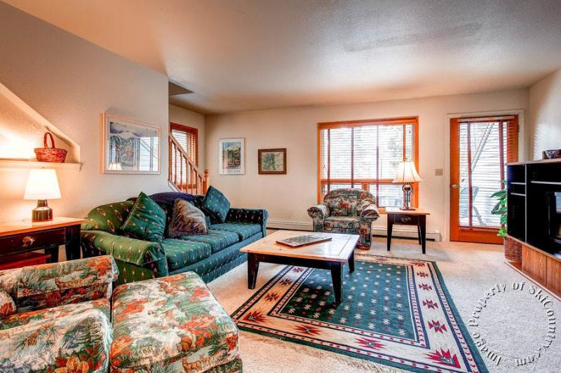 Pine Creek Townhomes - 3 Bdrm (PINED) - Image 1 - Breckenridge - rentals