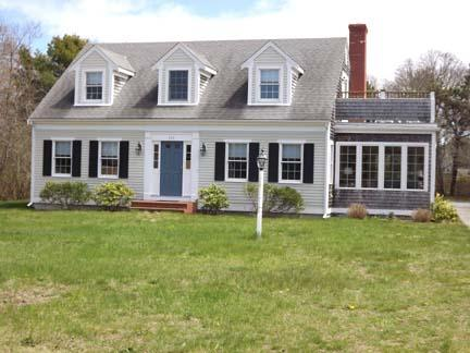 Front - South Chatham Cape Cod Vacation Rental (1097) - Chatham - rentals