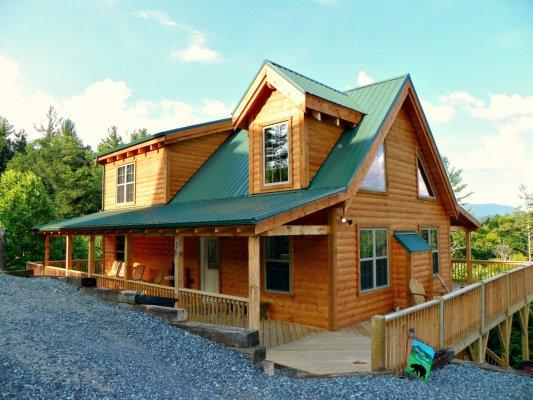 Happy Ours Location: Boone / Valle Crucis - Image 1 - Boone - rentals