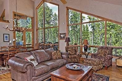 Huckleberry House - Image 1 - Breckenridge - rentals
