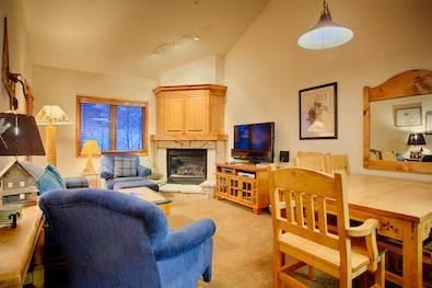 Riverbend Lodge 218 - Image 1 - Breckenridge - rentals
