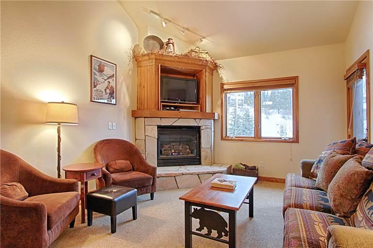 Riverbend Lodge 217 - Image 1 - Breckenridge - rentals