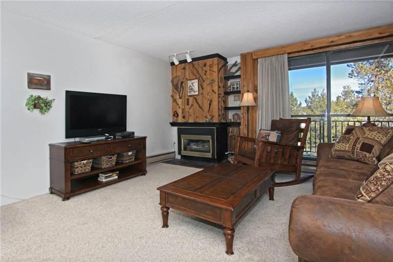Trails End 306 - Image 1 - Breckenridge - rentals