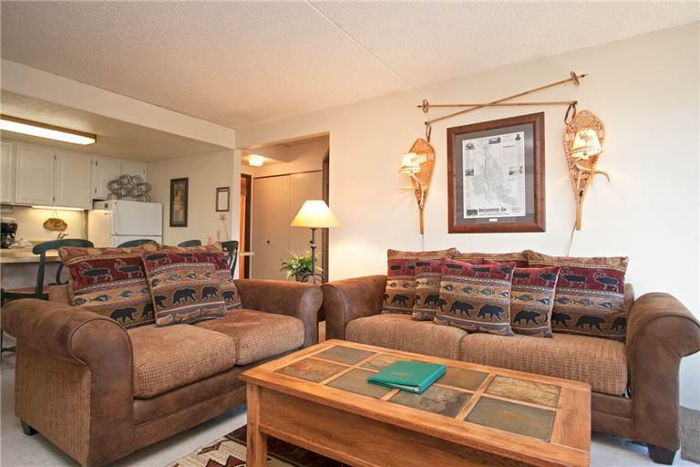 Trails End 508 - Image 1 - Breckenridge - rentals