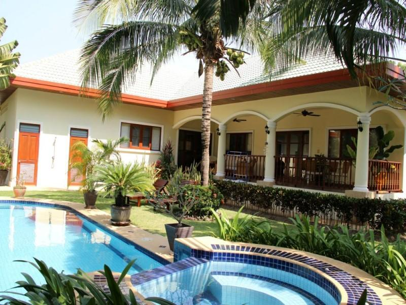 Villas for rent in Khao Tao: V5243 - Image 1 - Khao Tao - rentals