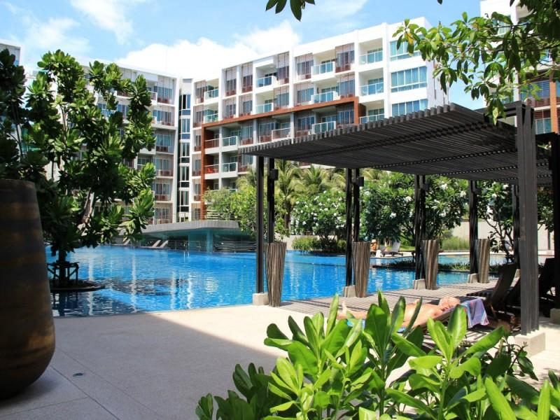 Condos for rent in Khao Takiab: C6015 - Image 1 - Bueng Sam Phan - rentals