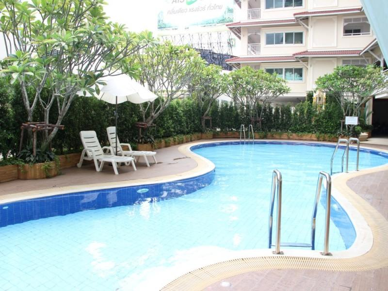 Condos for rent in Hua Hin: C6055 - Image 1 - Hua Hin - rentals