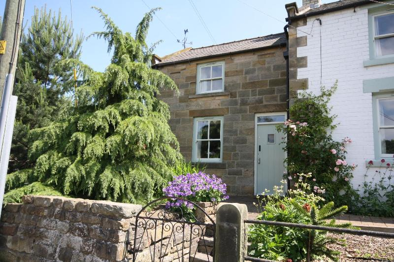 Owl Cottage Exterior - Owl Cottage Rated Excellent on Trip Advisor 2013 - Whitby - rentals