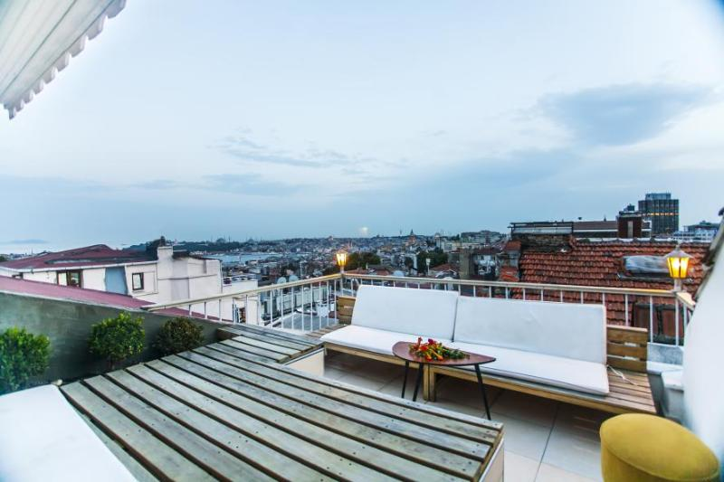 Golden Horn Penthouse - Wonderful View - Image 1 - Istanbul - rentals
