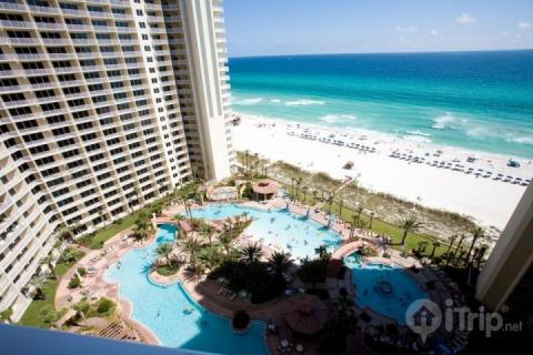 1512 Shores of Panama - Image 1 - Panama City - rentals