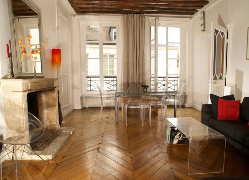 Stunning Paris St Germain apartment 85m2 4 sleeps - Image 1 - Paris - rentals