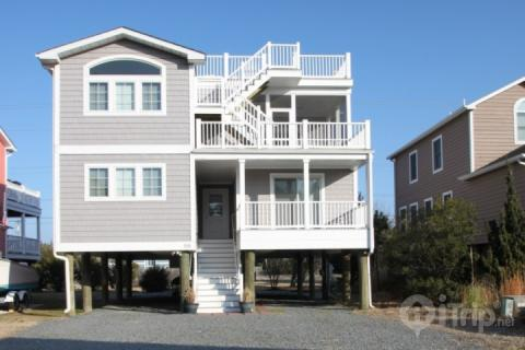Front of Your Home for the Week - 96 Mays Way, Three Blocks to S. Bethany Beach - South Bethany Beach - rentals