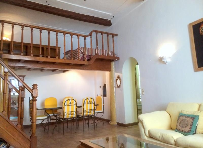 Living room and Dining Room - The Old Ambassador's Residence - Antibes Old Town - Antibes - rentals
