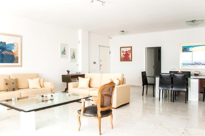 An Astonishing Apartment in Athens with Sea View - Image 1 - Athens - rentals