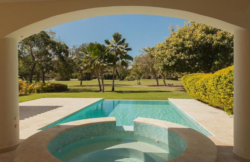Cocotal Golf Villa 206 - Private Pool & Golf View - Image 1 - Punta Cana - rentals