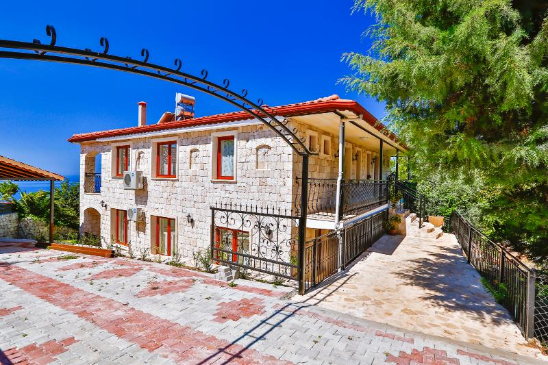 New villa in village, 5 minutes drive from charming town of Kas. - Image 1 - Kas - rentals