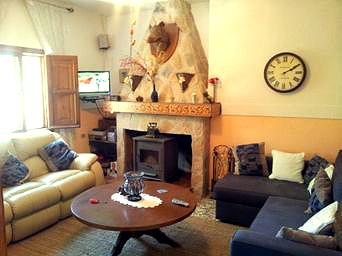 Main Lounge 1 - Lazy Hook, country house on a Nature reserve. - El Berro - rentals