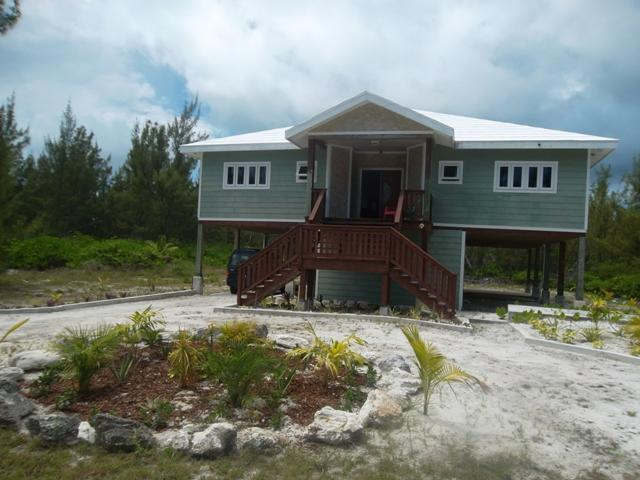 Front view - HappyDaze Vacation Home - Treasure Cay - rentals