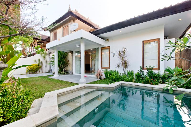 Garden - Villa Bella with  tropical garden and splashpool - Sanur - rentals