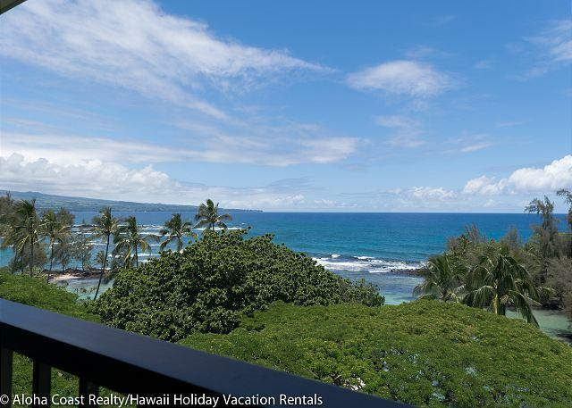 Mauna Loa Shores Penthouse on Hilo Bay (MLS703) - Image 1 - Hilo - rentals