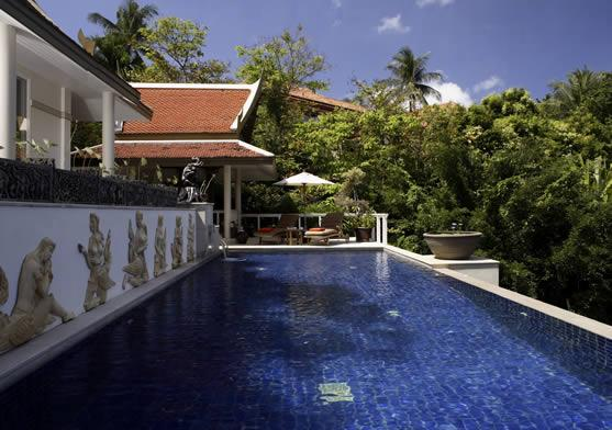 3 Bedrooms With Wonderful Views Of The Lush Gardens In Kata, Phuket - Image 1 - Phuket - rentals