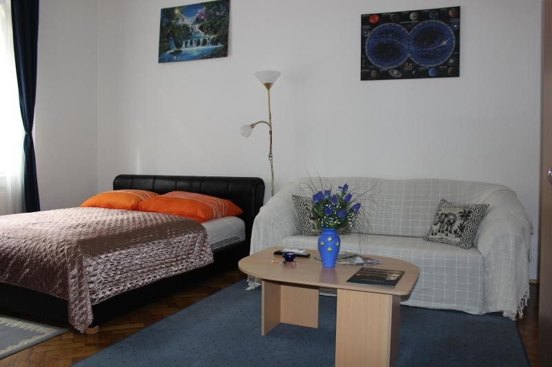 Central Apartment Haris - Image 1 - Budapest - rentals